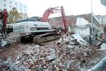 Old Powell's store demolished for PNCA housing