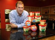 Reser's Fine Foods CEO Mark Reser.Reser's Fine Foods was the Large Company Winner at the 2012 Oregon Manufacturing Awards.