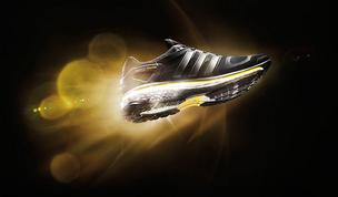 Adidas AG on Wednesday unveiled the Boost, a running shoe featuring a new midsole technology developed in partnership with German chemical giant BASF that it claims will help runners run more comfortably for longer.