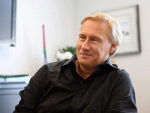 Adidas America President Patrik Nilsson