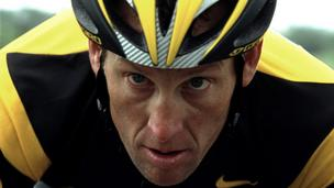 The International Cycling Union, the sport's governing body, said it would not appeal the U.S. Anti-Doping Agency's ruling to bar Lance Armstrong from Olympic sports for life. The decision strips Armstrong of his seven Tour de France titles.