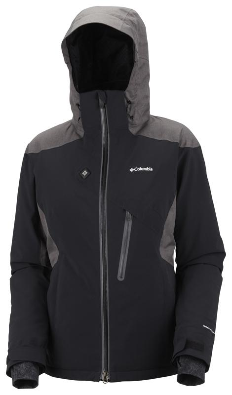 The Columbia Sportswear Circuit Breaker II jacket is one of seven styles included in a product recall Tuesday. The company said it received a report that a heating element in the wrist cuffs could overheat, causing a burning hazard.