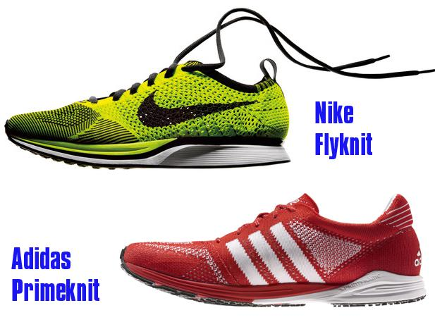 It s a seamless revolution  Adidas follows Nike Flyknit with ... 81856f712b93
