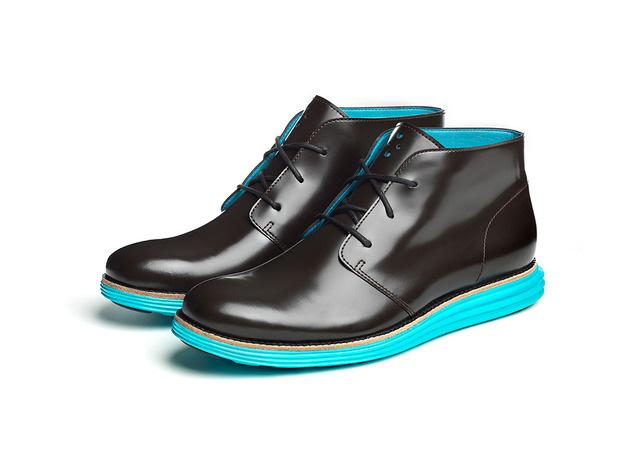 Nike Air out of Cole Haan shoes