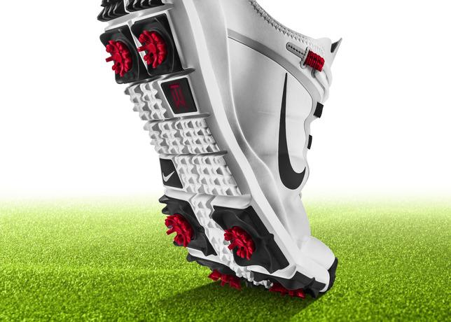 Nike's TW13 golf shoe, designed for Tiger Woods, was released in June 2012.
