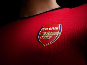 Nike Inc. has created the uniforms for London's Arsenal FC since 1994.