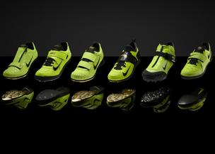 Nike's Volt collection of track shoes left their mark on the London Games, according to marketing and branding experts.