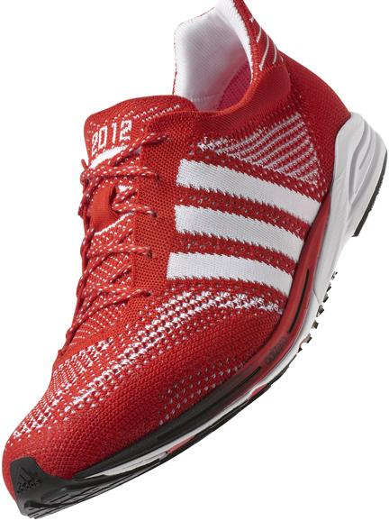 James Carnes, Adidas' head of design for sport performance, said the company has four years of documentation showing the time it spent developing its adizero Primeknit running shoes. Nike has filed a patent infringement claim arguing Primeknit is too similar to its Flyknit technology.