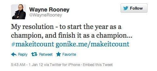 Ad watchdog group reprimands Nike over soccer stars' tweets
