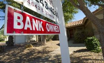 East Valley cities have begun experiencing more foreclosures and short sales than those in the West Valley, according to a new monthly report.