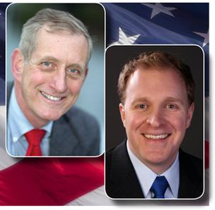Portland mayoral candidates Charlie Hales and Jefferson Smith are wracking up the endorsements.