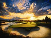 The Jack Nicklaus designed golf course at Pronghorn Resort in Bend, Ore. The resort also features a golf course designed by Tom Fazio.