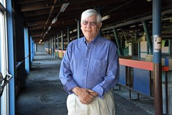 Wood Village Mayor Dave Fuller believed a casino was the best option for the old Multnomah Greyhound Park.