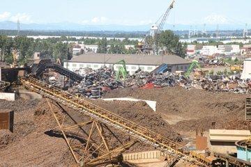 Top Schnitzer Steel Exec Exits Abruptly Portland Business Journal - Schnitzer metals recycling