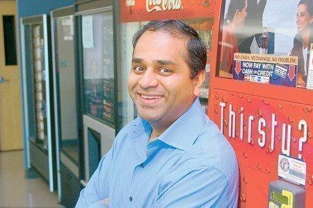 VendScreen CEO Paresh Patel
