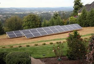 Oregon tops in solar manufacturing