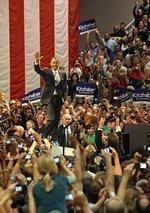 Slideshow: Obama, Kitzhaber at OCC