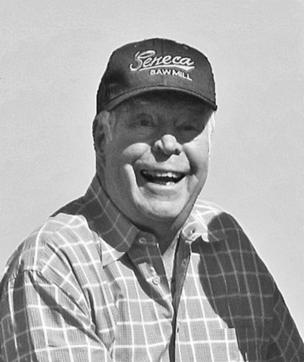 Aaron Jones, who founded the Seneca Sawmill Co. in Eugene in 1953, has now handed control of the company to his three daughters.