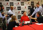 Media day: Blazers' <strong>Stotts</strong>, Aldridge, Batum talk 2012