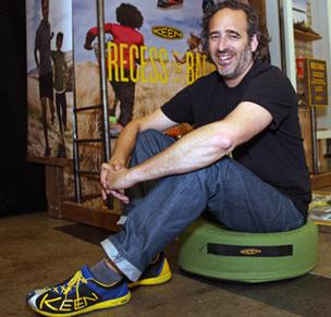 James Curleigh, high-profile CEO of KEEN Inc., will leave his post.