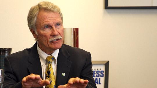 John Kitzhaber has an early term approval rating of about 40 percent. While low, it still beats the 37 percent approval rating Ted Kulongoski had when he exited as Oregon's governor.