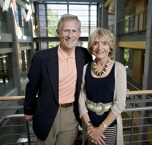 Oregon State University alumni Mike and Judy Gaulke have donated $3.5 million to the university to create the Michael and Judith Gaulke Chair of Electrical Engineering and Computer Science.