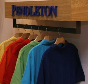 Pendleton Woolen Mills will open a store at Portland International Airport this summer.