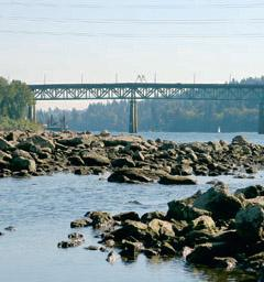 The Sellwood Bridge replacement project's current costs would run the area about $299 million.