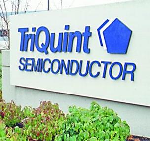 TriQuint Semiconductor settled a three-year-old patent dispute with rival Avago Technologies. The Hillsboro-based chipmaker spent $19 million last year in litigation expenses.
