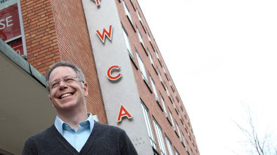 Eric Brown made some aggressive strategic moves during his tenure at the YWCA helm.