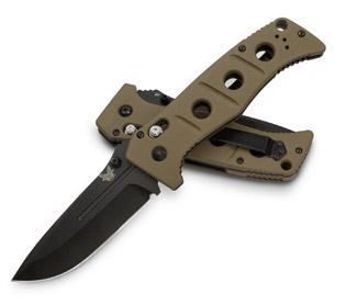 Benchmade Knife has hired Cameron Grantham as International Business Development Manager.