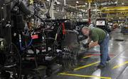 The new jobs represent a nearly 50 percent increase in personnel at Daimler's Swan Island truck plant and will include 330 shop employees and another 20 engineering and support positions to facilitate increased production.