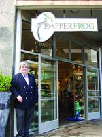 Dapper Frog adds two new locations