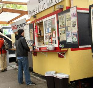 The Portland Timbers will invite different food cart vendors to sell food around Jeld-Wen stadium on game days.