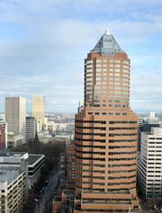 Schnitzer Steel announced Wednesday that it's moving its headquarters from Northwest Portland to the KOIN Center downtown.