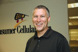 "For the third straight year, Consumer Cellular, which targets consumers 50 and older, ranked highest among mobile carriers in a survey conducted by Consumer Reports. ""When you think about the demographic we're targeting, what we promote heavily is that we'll go above and beyond to provide customer service,"" said CEO John Marick."