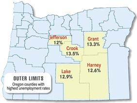 No rural recovery in Oregon - Portland Business Journal
