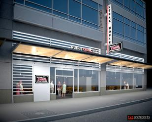 Ruth's Chris Steak House lands at Pacific Center.