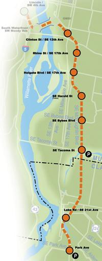 TriMet sops up rail land