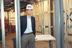 Scott Keeney, CEO of Vancouver, Wash.-based nLight Corp., said his company is expanding again.