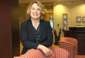 Commerce Bank's Jodi Delahunt Hubbell is one of nine female bank CEOs or market leaders in Oregon.