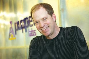 Puppet Labs CEO Luke Kanies, pictured, has hired former Red Hat VP of engineering Brian Stein.