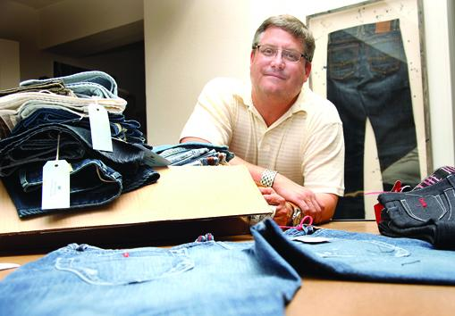 Surf Cowboy CEO Jeff Shafer, whose company manufactures Agave Denim jeans, is one of several apparel manufacturers planning to raise prices because the cost of cotton has risen more than 150 percent the past year.