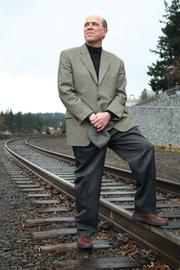 Lake Oswego Mayor Jack Hoffman is a supporter of the streetcar-extension.