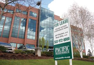 Leasing activity on Kruse Way in Lake Oswego is picking up — a positive sign for the Portland-area office market.