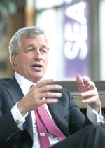 Chase CEO agrees with Occupy philosophy