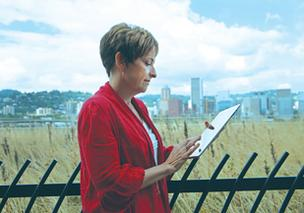 Chief Information Officer Sherry Swackhamer oversees Multnomah County's shift to cloud computing.