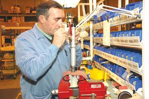 AIMCO's tools have supplied production lines for Nissan in the United Kingdom and in Tennessee.