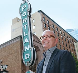 Travel Portland Executive Director Jeff Miller plans to use the money from a new hotel-motel tax on initiatives to lure international visitors to the region.