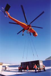 Erickson Air-Crane's IPO marked the first significant Oregon company rollout since 2004.